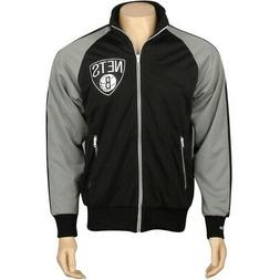 $159.99 Mitchell And Ness Brooklyn Nets NBA Backboard Jacket
