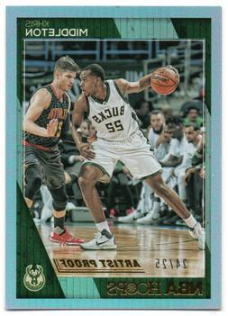 2016-17 Hoops Artist Proof Parallel /25 Pick Any Complete Yo
