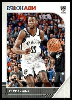 2019-20 Panini NBA Hoops Base #15 Caris LeVert - Brooklyn Ne
