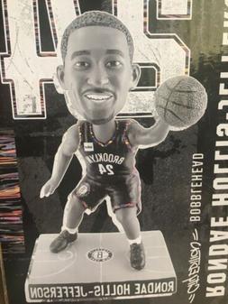 2019 Rondae Hollis-Jefferson Brooklyn Nets SGA Bobblehead Bo