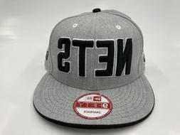 New Era 9Fifty Brooklyn Nets NBA Basketball SnapBack Hat Cap