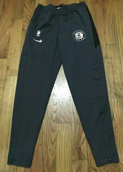 Authentic Nike Brooklyn Nets Team Issued Tearaway Warm Up Pa