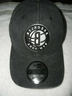 brooklyn nets 9twenty baseball cap hat adjustable