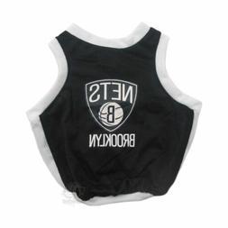 Brooklyn Nets Alternate Style Pet Jersey