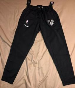 Brooklyn Nets Nike Authentic Performance Warmup Pants - Size