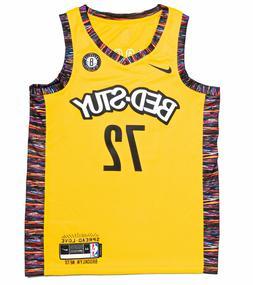Nike Brooklyn Nets Biggie Swingman Jersey Amarillo CU0193-72