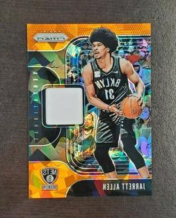 Brooklyn Nets *Choose Your Singles* Inserts Relics Parallels