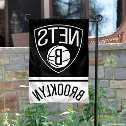 WinCraft Brooklyn Nets Double Sided Garden Flag