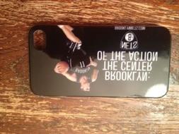 Brooklyn Nets  IPhone 4 4S Thin Snap-On Light Plastic Case C