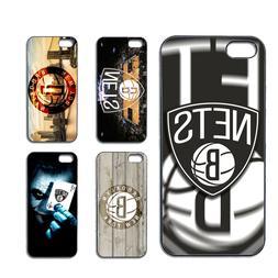 Brooklyn Nets Iphone 7 case 5 5s 5c 6 plus 6 8 7+ 8+ X XS XR