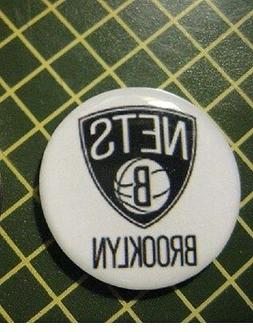 GOLF / Brooklyn Nets Logo Golf Ball Marker New!!