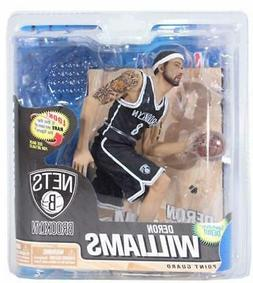 Brooklyn Nets McFarlane NBA Series 22 Figure: Deron Williams