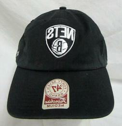 Brooklyn Nets Men Size Small Medium or X-Large Baseball Cap