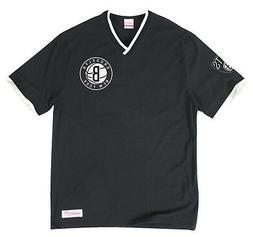"""Brooklyn Nets Mitchell & Ness NBA """"Win"""" Vintage Premium T-Sh"""