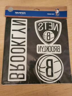 Brooklyn Nets Multi Die Cut Team Magnet Sheet Auto Home NBA