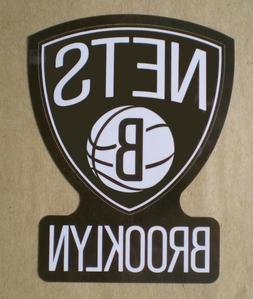 Brooklyn Nets NBA Basketball Decal Stickers Team Logo Design