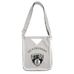 Brooklyn Nets NBA Hoodie Crossbody Bag