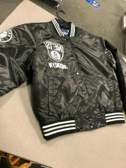 Brooklyn Nets NBA  Jacket  J H DESIGN  BLACK  YOUTH/BOYS
