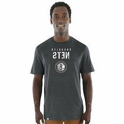 Brooklyn Nets Majestic NBA Men's Hot Picks Tri-Blend T-Shirt