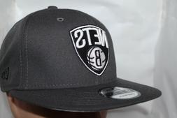 Brooklyn Nets New Era NBA Solid Alternate 9Fifty,Snapback,Ca
