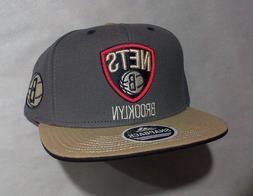adidas BROOKLYN NETS NEW YORK NBA Basketball Snapback Baseba