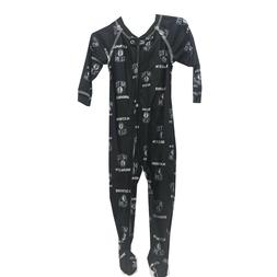 Brooklyn Nets Official NBA Apparel Baby Infant Size Pajama S