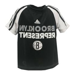 Brooklyn Nets Official NBA Adidas Apparel Youth Kids Size Je