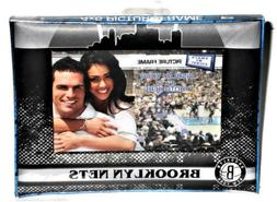 NBA Brooklyn Nets Padded Front Picture Frame Factory Sealed
