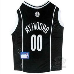 Brooklyn Nets Pet Jersey from StayGoldenDoodle.com