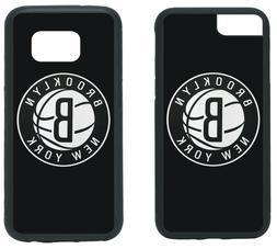 BROOKLYN NETS PHONE CASE COVER FITS iPHONE 7 8+ XS MAX SAMSU