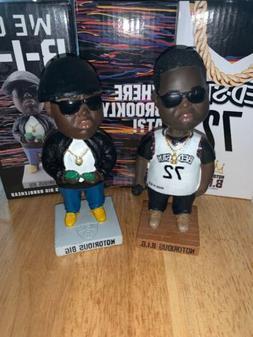 Brooklyn Nets The Notorious B.I.G. Biggie Smalls Bobblehead
