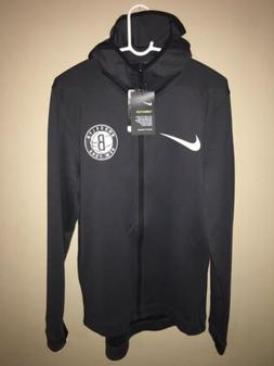 Nike Brooklyn Nets Therma Flex Showtime Hoodie 932507-060 Me