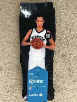Stance Jeremy Lin Brooklyn Nets Socks Large