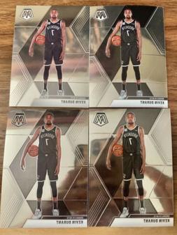 Kevin Durant Brooklyn Nets 2019 Panini Mosaic Basketball Bas