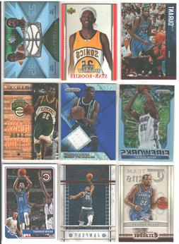 🔥🏀 KEVIN DURANT Pick Your Favorite Rookie RC Jersey Re