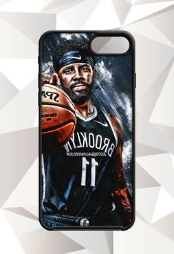 KYRIE IRVING BROOKLYN NETS IPHONE 6 7 8 X PLUS  CASE free sh