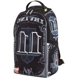 Kyrie Irving Brooklyn Nets Sprayground Money Backpack
