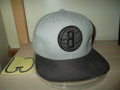 brooklyn nets baseball cap hat mitchell