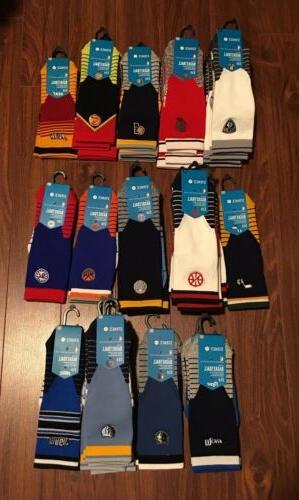 Brooklyn Nets Stance Crew Socks Men's Large NWT