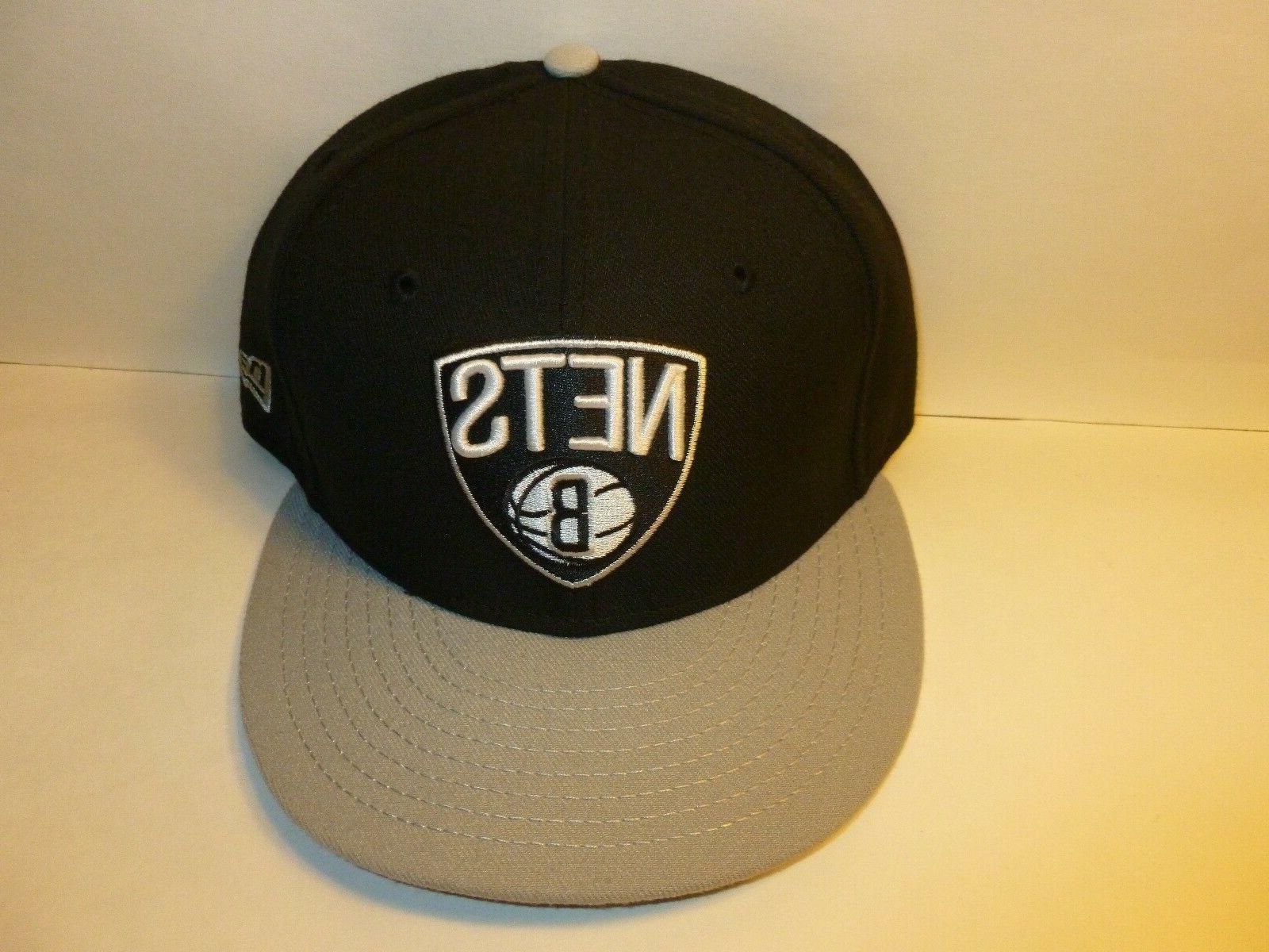 brooklyn nets nba 9fifty snapback baseball hat