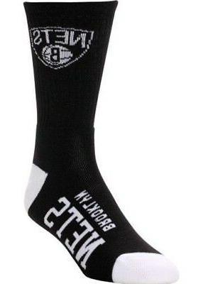 brooklyn nets nba basketball deuce 504 socks