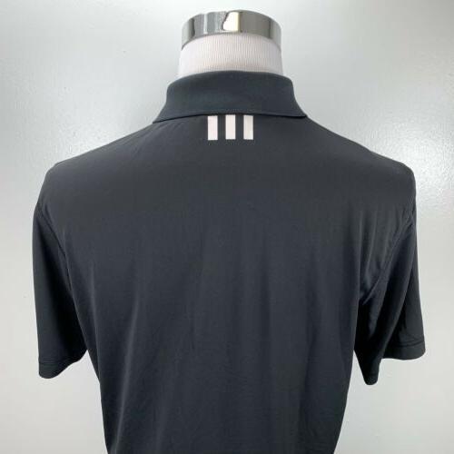 Adidas Brooklyn Nets Puremotion Polo Size Medium NWT $55
