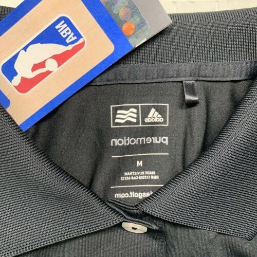 Adidas Brooklyn Nets Polo Short Size NWT $55