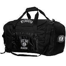 Brooklyn Nets RoadBlock Duffel Bag