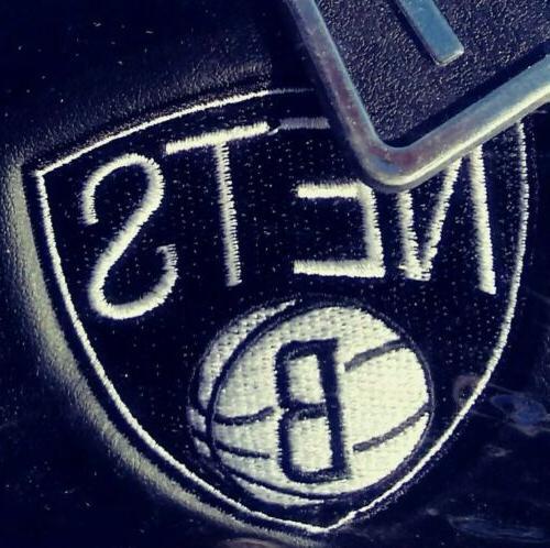 Brooklyn NETS's Golf Head Cover set of logo