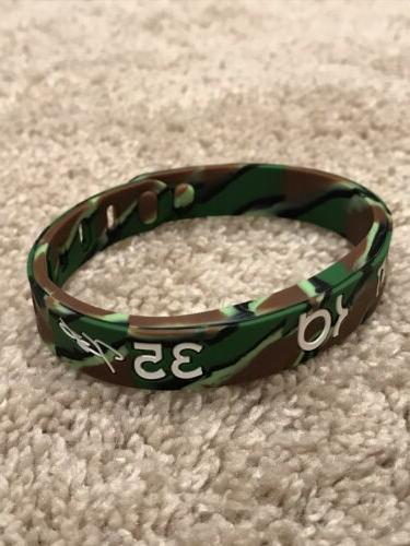 Kevin Thick Adjustable Bracelet