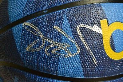 Kevin Durant Basketball w/ JSA COA #U56478