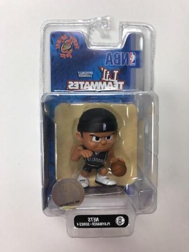 lil teammates brooklyn nets playmaker collectible bobblehead