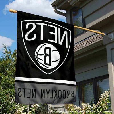 NBA Brooklyn Nets Flag Banner