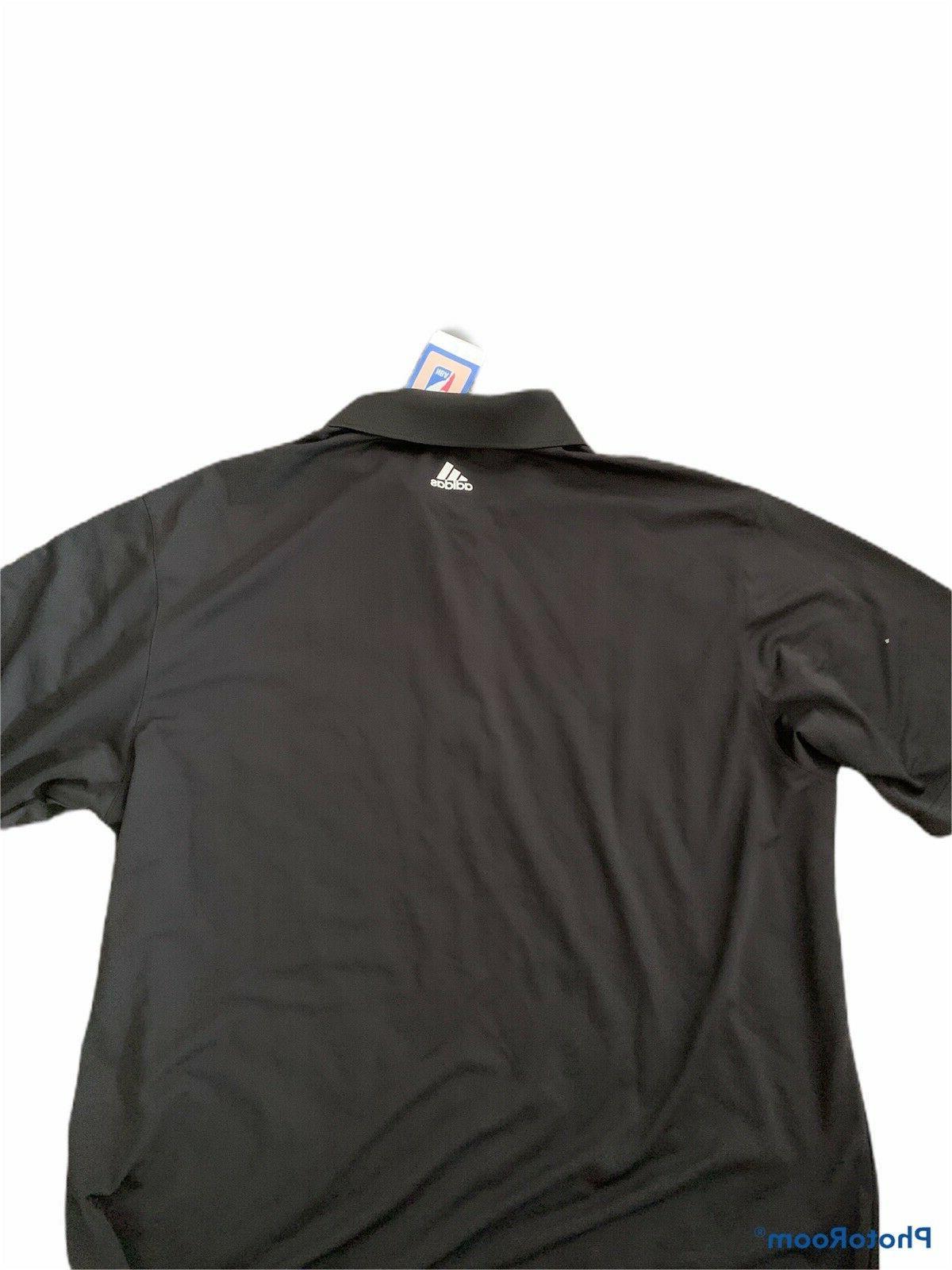 NBA Mens Large Black Shirt